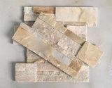18*35cm 녹스는 규암 편평한 문화 돌