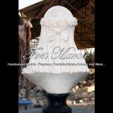 Witte Zwarte Mislukking Carrara & Empador voor Decoratie Mej.-2428 van het Huis