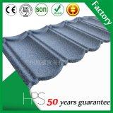 Qualitäts-billig farbiges überzogenes Metalldach-Fliese-Metallsteindach