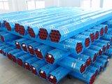 Pijpen van het Staal van de Sproeier van de Bescherming van de Brand van UL/FM ASTM A135 Sch40 de Rode Geschilderde