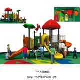 Спортивная площадка новой конструкции напольная для детей (TY-150105)