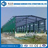 Edificio de acero modificado para requisitos particulares del almacén de la estructura de acero de la construcción del diseño