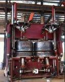 압박 기계 또는 고무 기계장치 또는 수압기 기계를 치료하는 타이어