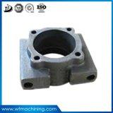 Bâti de fer de fonderie en métal d'OEM avec le processus de fabrication de moulage