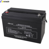 12V100ah Gel Battery/AGM Deep Cycle Battery für Solar Power/UPS Power Battery Cg12-100