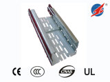 Pre-Galvanized Steel Cable Trunking com o GV ISO9001 do cUL do CE