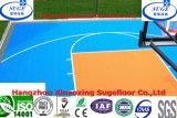 Pp.-modulare bunte Basketballplatz-Innenfliese