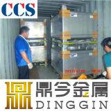 Tanque de dois andares de isolamento personalizado do aquecimento do aço 1000L inoxidável
