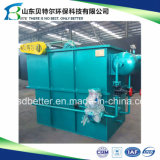 tratamento de Wastewater da indústria da chacina 3-300m3/H, para o uso da casa da matança
