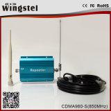 Mini servocommande mobile de signal de CDMA980-S 850MHz GM/M