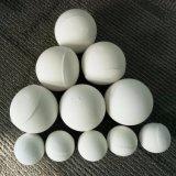 Bolas de cerámica del abrasivo de la resistencia de desgaste del 92%