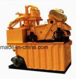 desander уборщика SD-50 грязи завода малой емкости desanding