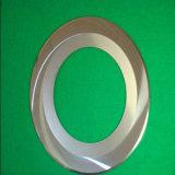 Couteau circulaire pour la coupe de batterie au lithium