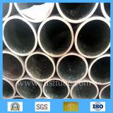 Tubos sin soldadura de acero negros Sch40 ASTM A106 GR. B