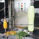 Machine d'écaillement d'ananas d'acier inoxydable