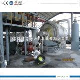 Machine à pneus à pyrolyse 5 tonnes expédiée par 40hq Container