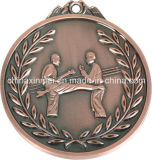 7cm Taekwondo Event Medal