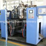 Frasco plástico automático que faz a máquina de processamento para frascos do HDPE