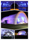 膨脹可能な結婚披露宴LEDの照明テント