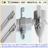 Support portable en aluminium pour bannière en aluminium pour impression publicitaire