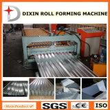 Feito no rolo da folha da telhadura do ferro ondulado de aço inoxidável 850 de China que dá forma à máquina