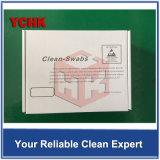 Сделано в пробирке полиэфира Двойн-Слоя Cleanroom головки полиэфира Китая ESD с гибкой головкой для панели касания чистки