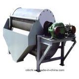 O dobro rufa o separador magnético permanente usado na mina do ferro