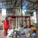 Chaîne de production de poudre de gypse/mastic