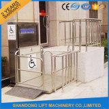 كرسيّ ذو عجلات بينيّة يستعمل يعجز منفذ مصعد مع [200كغس] قدرة