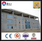 Edificio de la estructura de acero para el almacén del taller