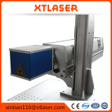 Mini macchina per incidere della marcatura del laser del CO2 10With30With55With100W per il segno sul vetro, gomma, plastica, legno