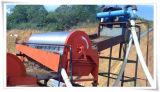 Separador permanente do ímã do cilindro para o minério de ferro