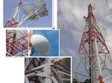 Torretta del triangolo dell'antenna di a microonde di Lowes per le Telecomunicazioni