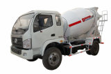 Het kleine Hogere Deel van de Vrachtwagen van de Concrete Mixer