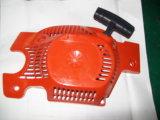 ガソリンチェーンソーHu 137/142のためのリワインド始動機のアッセンブリ