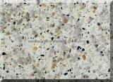 Pierre artificielle de quartz pour la partie supérieure du comptoir de cuisine