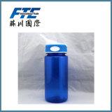 Tritan su ordinazione ha colorato la bottiglia bevente facile della plastica della tazza di corsa della bottiglia di acqua di sport