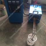 De draagbare Ultrasone het Verwarmen van het Blad van de Zaag van de Inductie van de Frequentie Solderende Machine van het Lassen