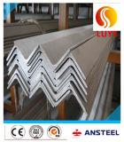 Angulo de barra de acero inoxidable AISI 304
