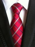 Polyester-Krawatten, gesponnene Krawatten, Mann-Gleichheit