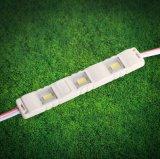 módulo de la inyección de la luz LED de la señalización de 1.44W SMD 2835 LED con la lente