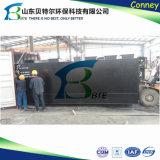 fábrica de tratamento da água de esgoto doméstica do pacote 100m3/D, sistema de tratamento de Wastewater