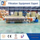 Imprensa de filtro controlada da membrana do programa de alta pressão