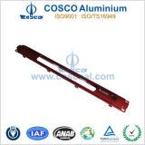 Perfil de alumínio/de alumínio para o painel frontal da eletrônica com ISO9001&Ts16949 Certificated