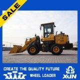 Mini pequeño cargador de la rueda de las partes frontales Zl12 con Ce