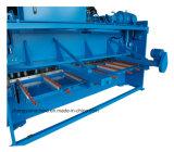 Machine de cisaillement de plat hydraulique, cisaillement QC11y-8/2500 de guillotine