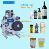 Полуавтоматическая Этикетировочная машина круглых бутылок для бутылок (GH-Y100)