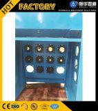 工場価格の真新しいオイル力の油圧ホースのひだが付く機械を容易に作動させなさい