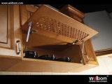 Welbomの2017年の最上質の防水はすべての木製の食器棚をカスタマイズする
