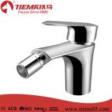 Nouveau robinet de bidet chromé en laiton design (ZS41504)